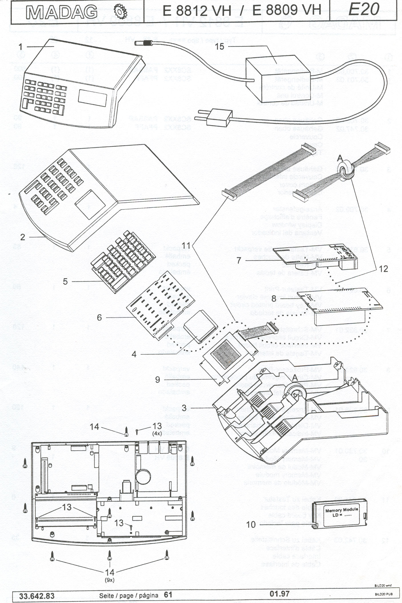 diagrams  u0026 numbers - e-8000 knitting beds  u0026 locks