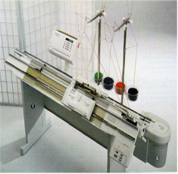 E6000 Knitting Machine