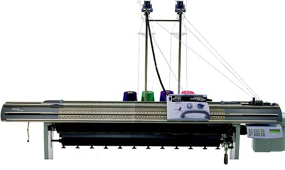 E-8000 Knitting Machine